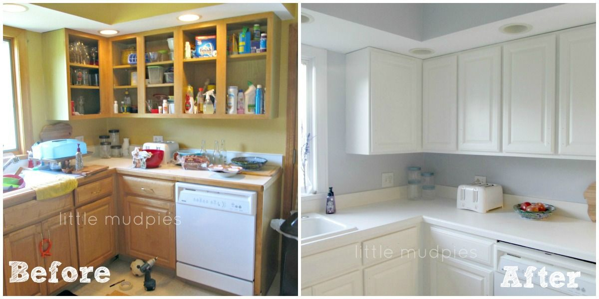 Little Mudpies Our Remodeled Kitchen Beautiful Kitchen Cabinets Kitchen Kitchen Remodel