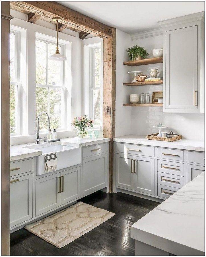 28 Small Kitchen Design Ideas: 49 Best Farmhouse Kitchen Decor Ideas And Remodel 28 Page