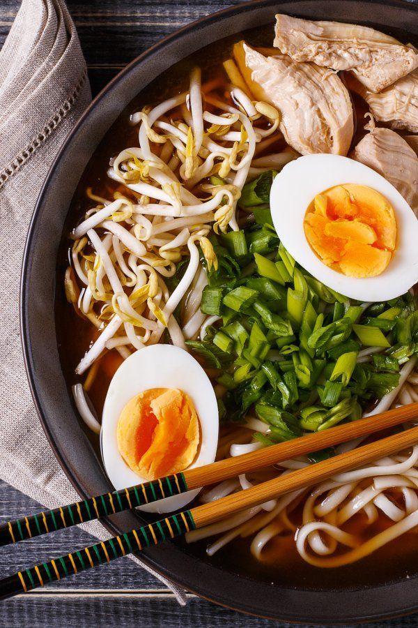 Ramen soup - the new favorite dish from Japan -  Ramen soup – the new favorite dish from Japan  - #deliciousHealthyRecipes #dish #favorite #HealthyRecipesfordiabetics #HealthyRecipesglutenfree #HealthyRecipespasta #HealthyRecipessalad #HealthyRecipesshrimp #Japan #ramen #soup