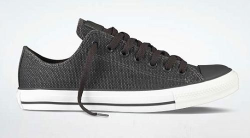 """Converse Chuck Taylor All Star Ox """"Coated Canvas"""" (With"""