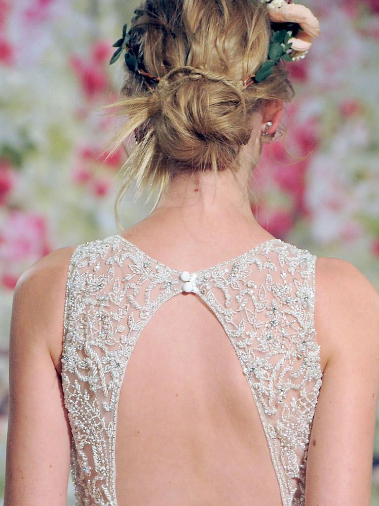 The Prettiest Hair Inspo from the Runways | TheKnot.com