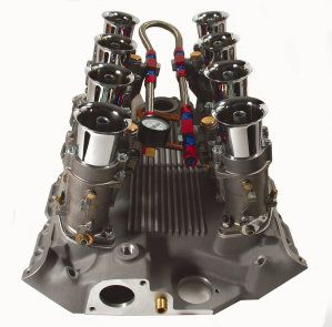390/427/428 Ford FE | Engines | Fuel injection, Aircraft