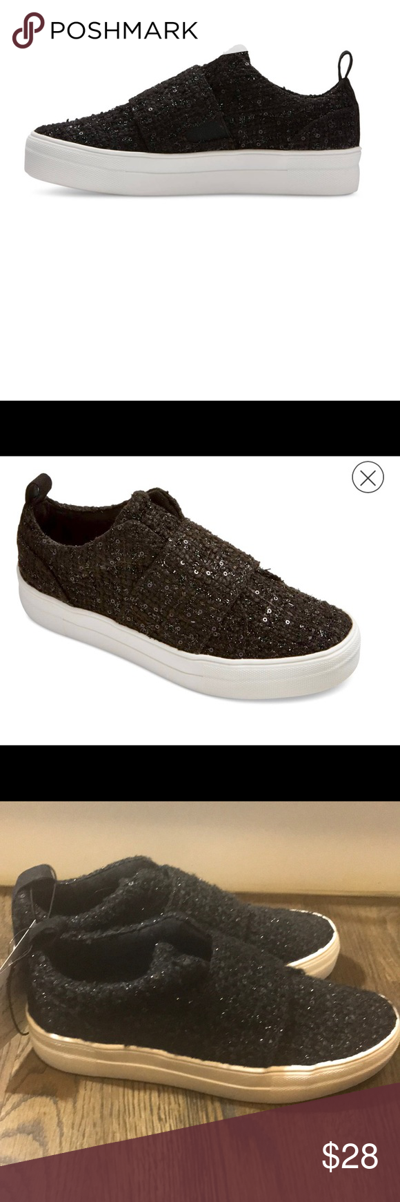 511a8a664c DV platform sequin sneaker sold out 6.5 Elevate your sneaker game with the  feminine cool dv Women's Lamra Slip On Platform Sneaker.