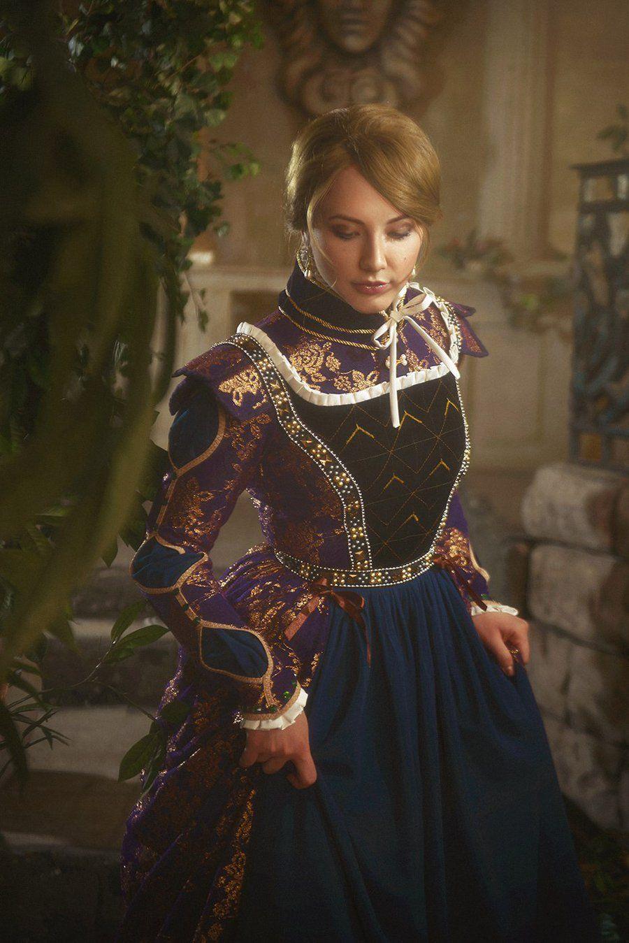 Anna Henrietta (The Witcher 3 -Blood and Wine dlc) by ...