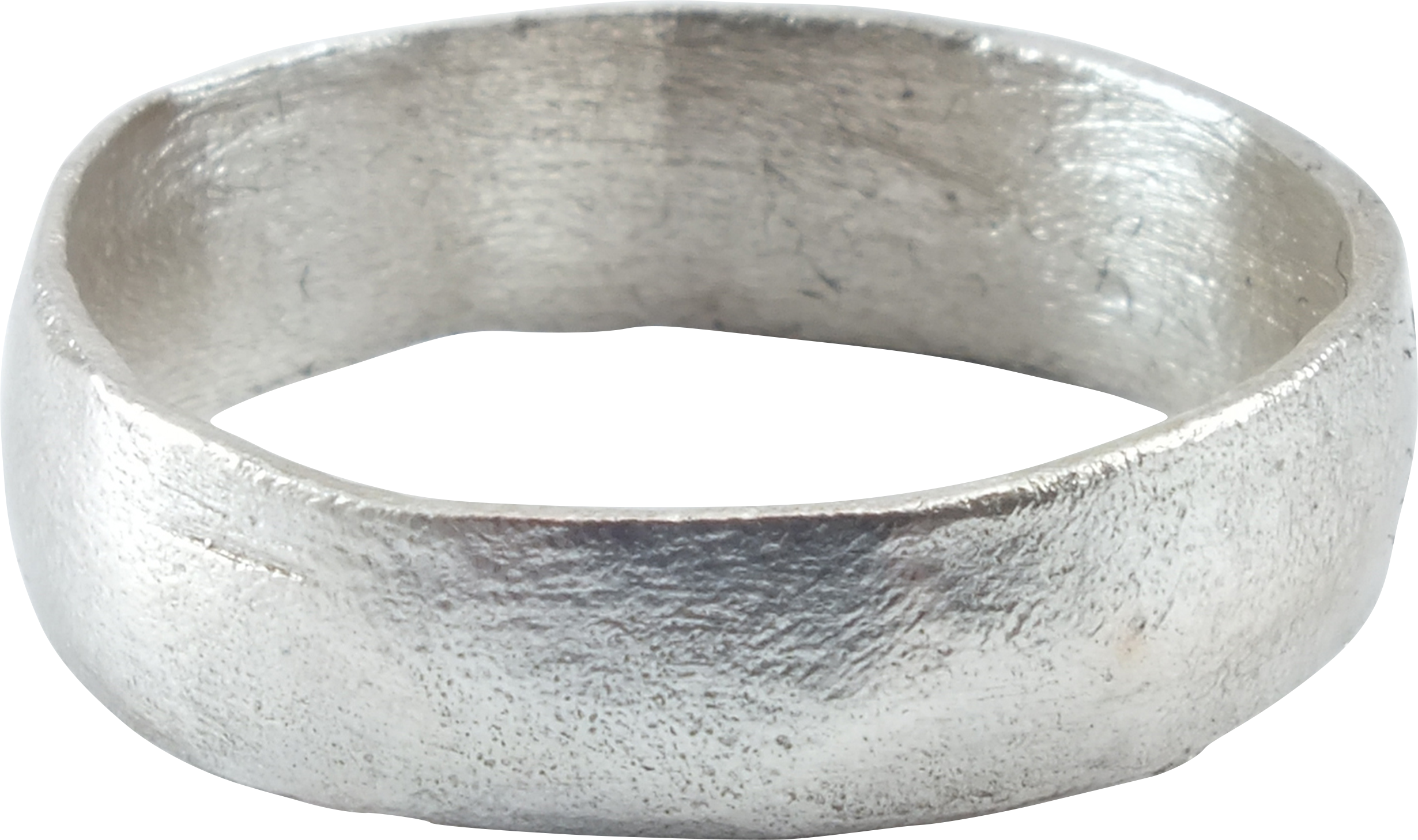 This beautiful, Viking, wedding ring was handcrafted