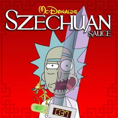 Wallpaper Rick And Morty Szechuan Sauce 2021 Live Wallpaper Hd Rick And Morty Rick And Morty Season Morty