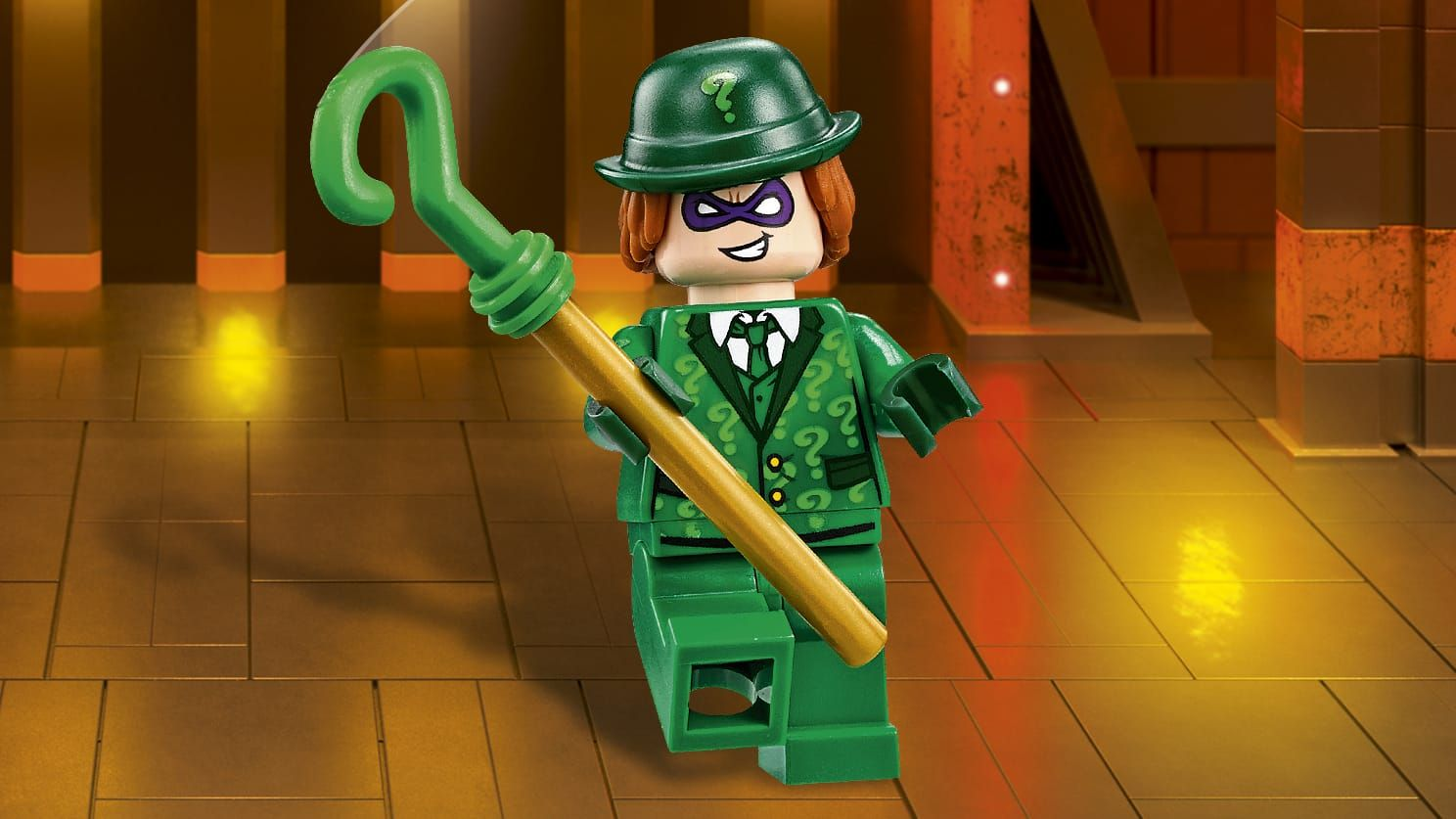 The Riddler™ The LEGO BATMAN MOVIE Characters
