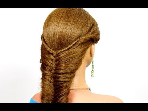 Hairstyles for long hair. Mermaid Hairstyle. - YouTube | Beauty ...