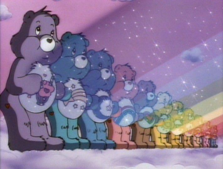 Pin di anna marzo su cool stuff care bears aesthetic wallpapers e