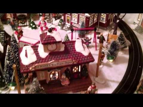 Christmas Village 2015 - YouTube