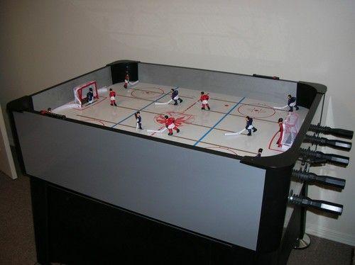 Daytona Sports Rod Hockey Game Table Ebay Table Games Hockey Games Hockey