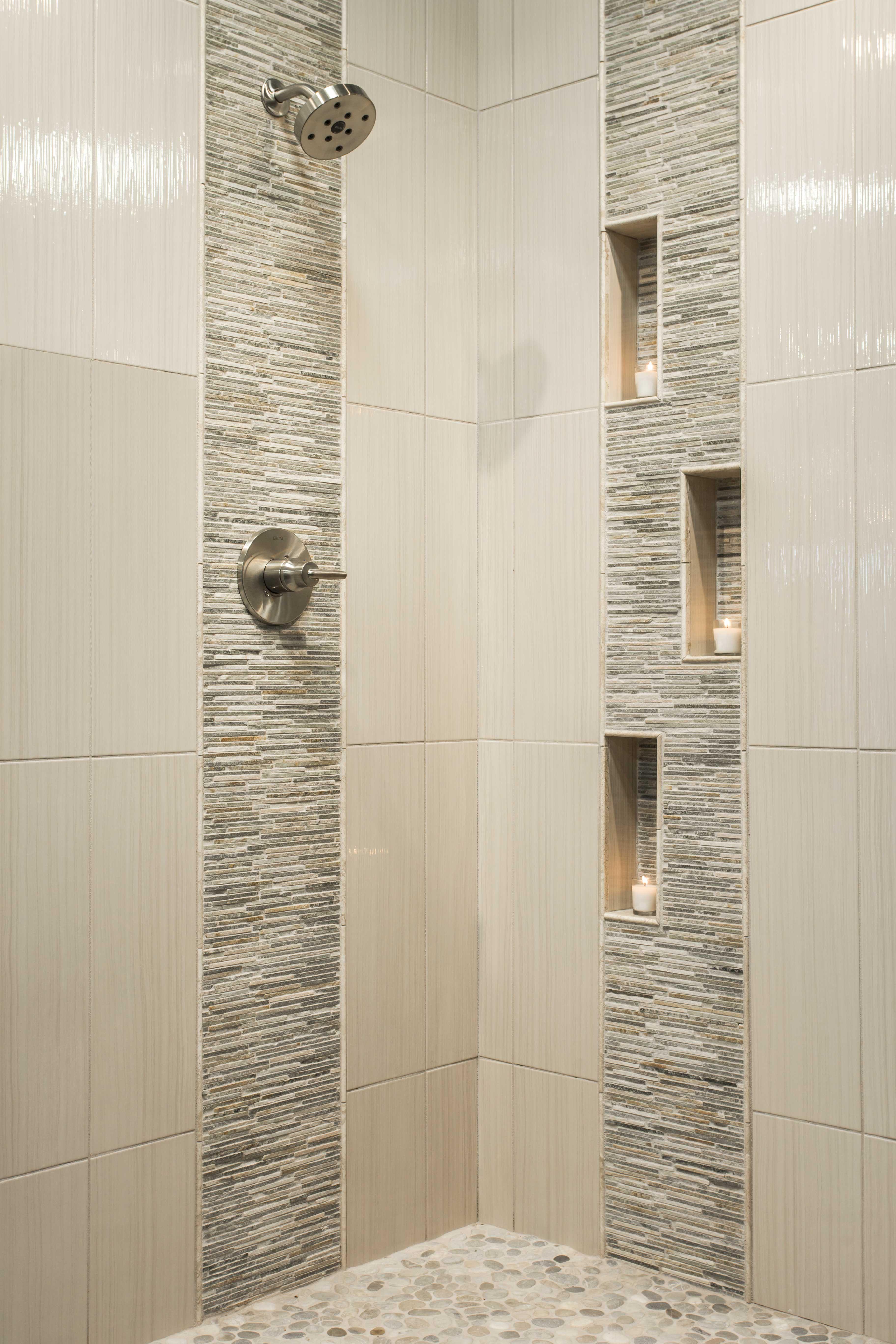 Bathroom Shower Tile - Design