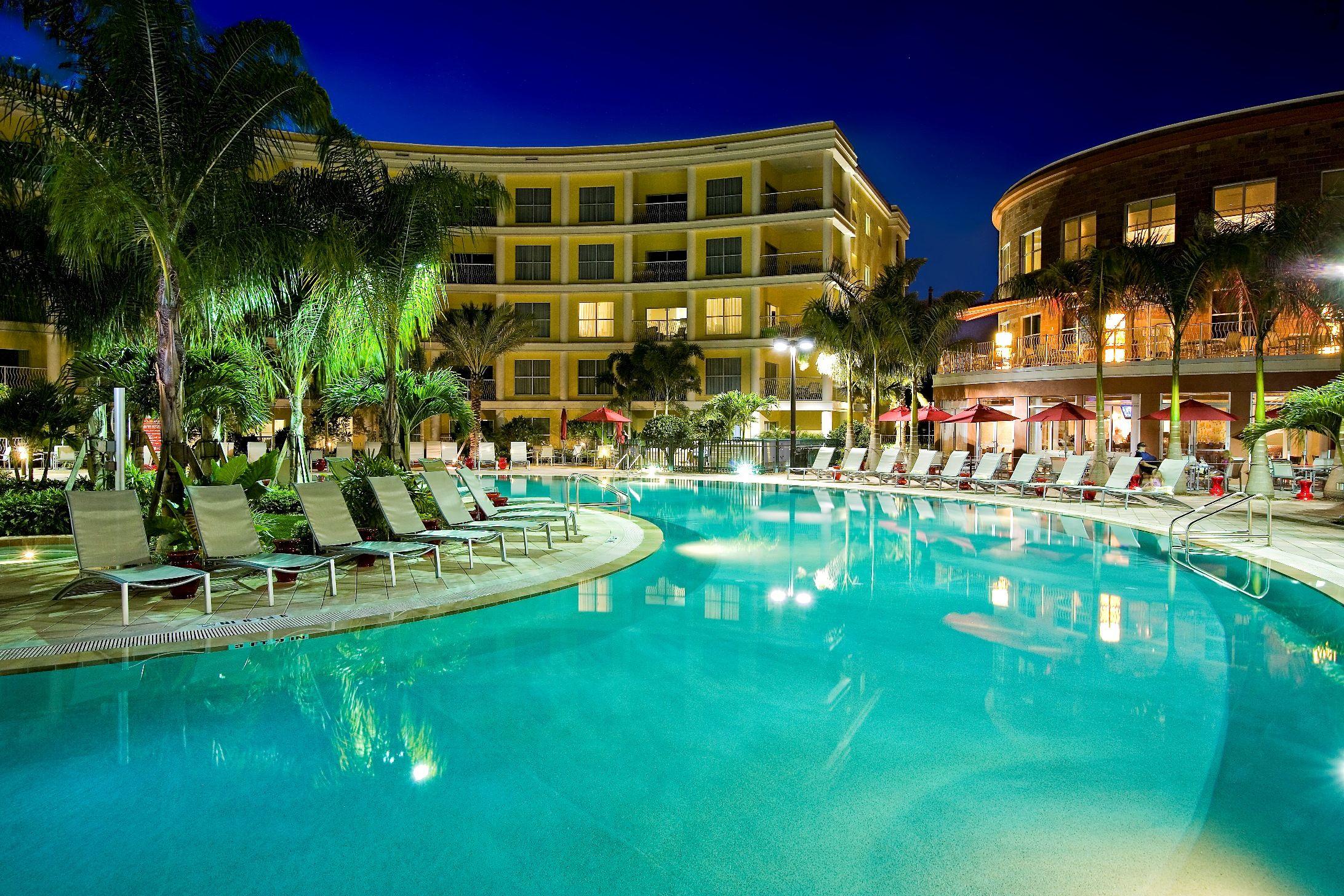 Melia Orlando Hotel at Celebration, Florida. I want to go