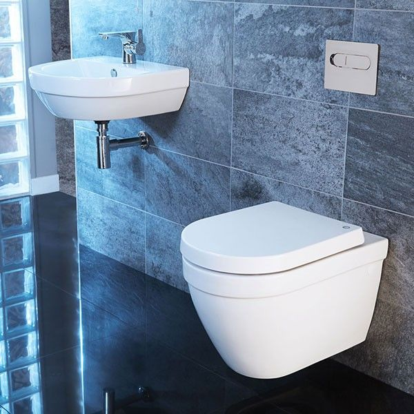 Apollo 54 Wall Hung Suite | Sinks&Taps | Pinterest | Cloakroom ...