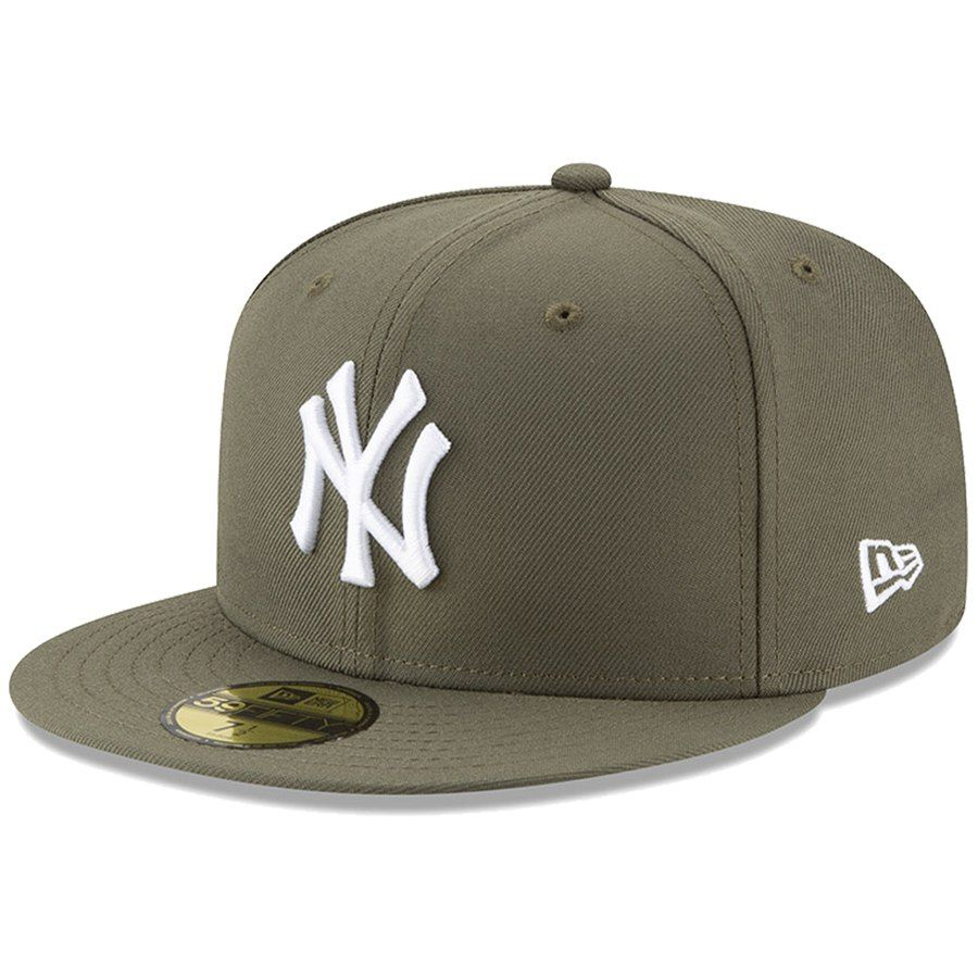 check out 2f4b7 57eaa New York Yankees New Era Fashion Color Basic 59FIFTY Fitted Hat - Green,  Your