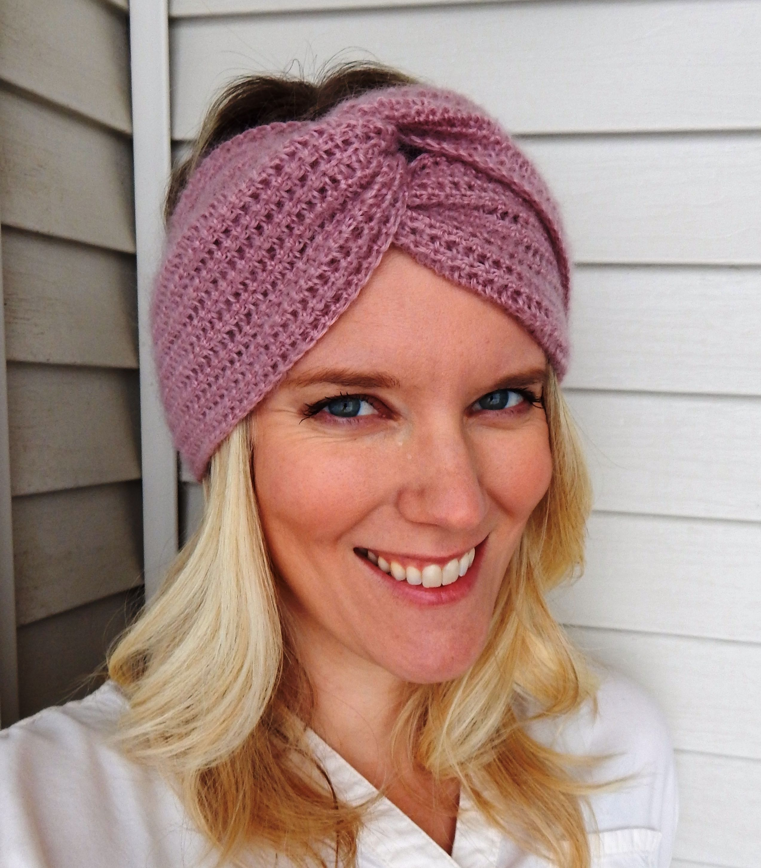 Ellie Headband | Pinterest | Free crochet, Crochet and Patterns