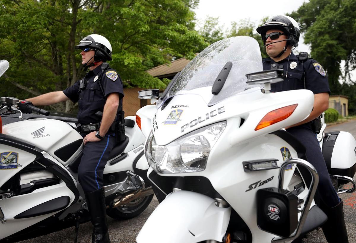 Auburn Police Department New Honda Motorcycles Setcom Motorunit Police Pd Lawenforcement Policeofficer Bo Jackson Police Helmet Brands
