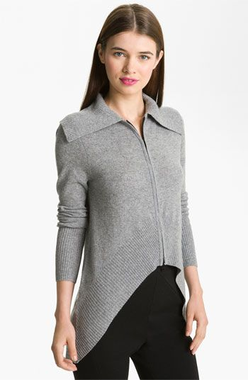 Robert Rodriguez Cashmere Zip Cardigan available at #Nordstrom
