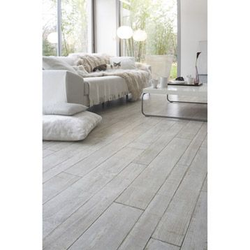 Sol vinyle 4m texline playa white gerflor leroy merlin my house pinterest interiors - Canvas pvc leroy merlin ...