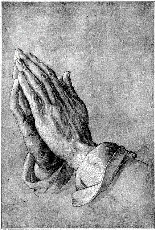 Albrecht Durer, Praying Hands