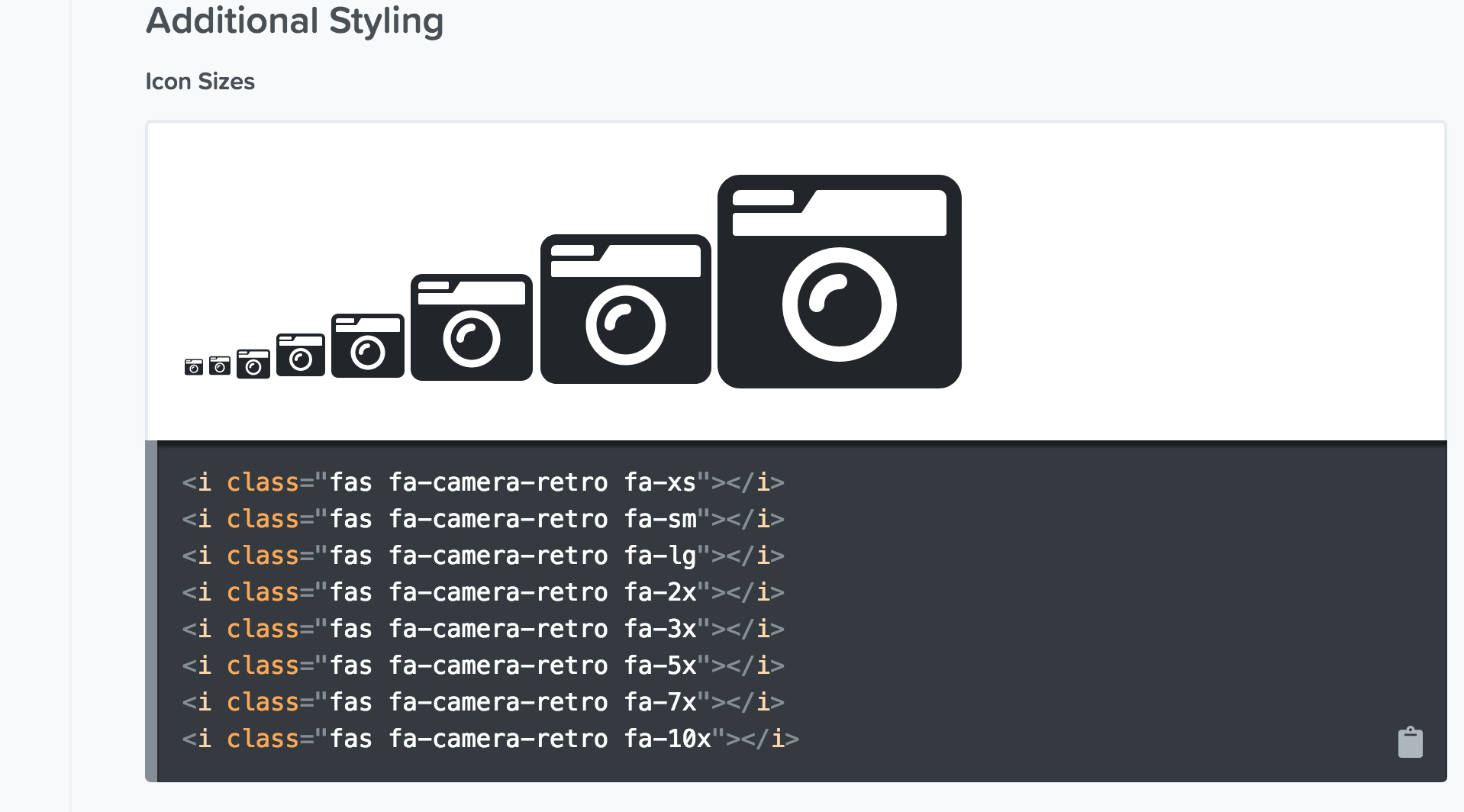 How to use font awesome Styling icons, Web design