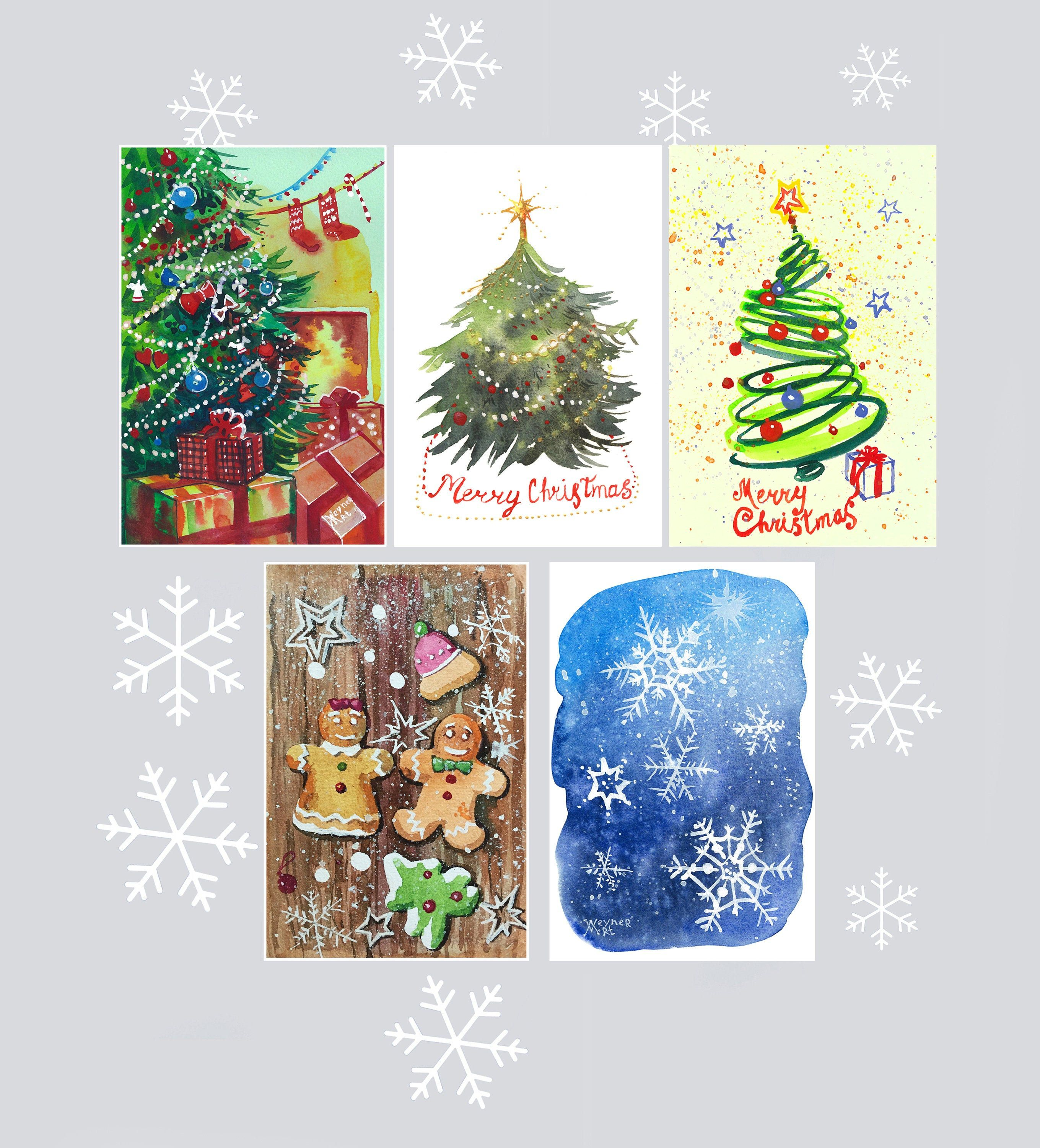 Digital Christmas Cards Christmas Cards For Print Handmade Christmas Cards Christmas Prints Digital Christmas Cards Christmas Art Christmas Cards Handmade