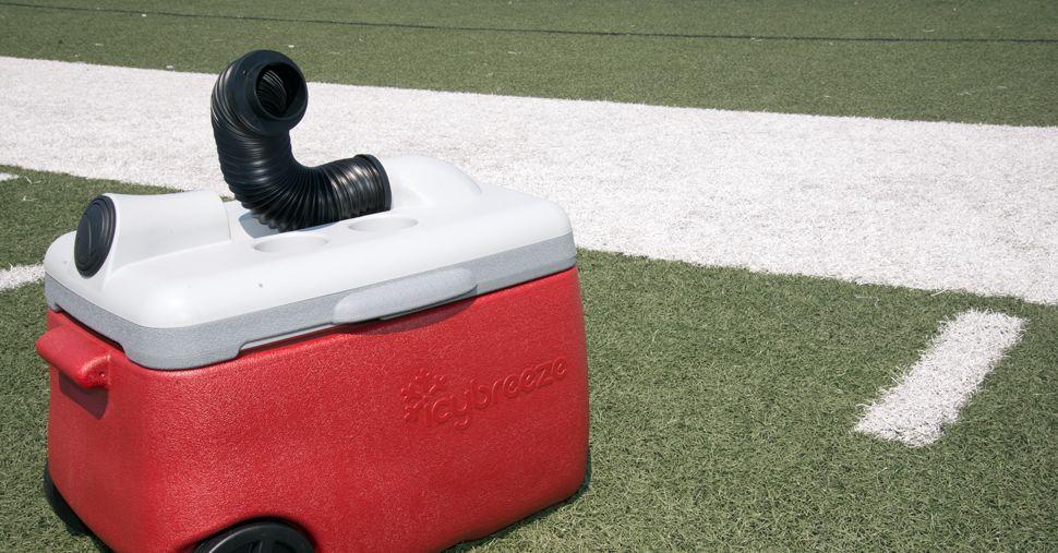 icybreezefootballfield.jpg Portable air conditioner