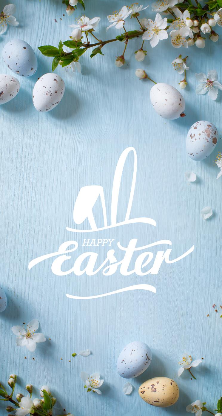 Wallpaper iPhone/Easter/holidays ⚪iphoneeasterholidays