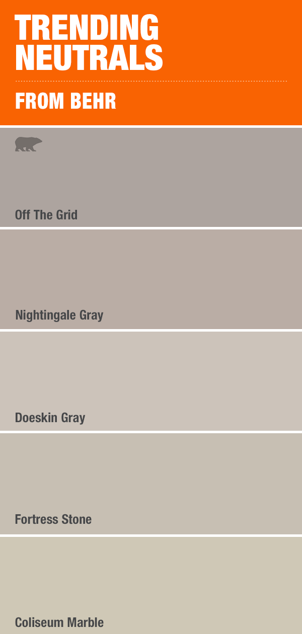 Check Out This Trending Neutral Palette Like Cream And Taupe