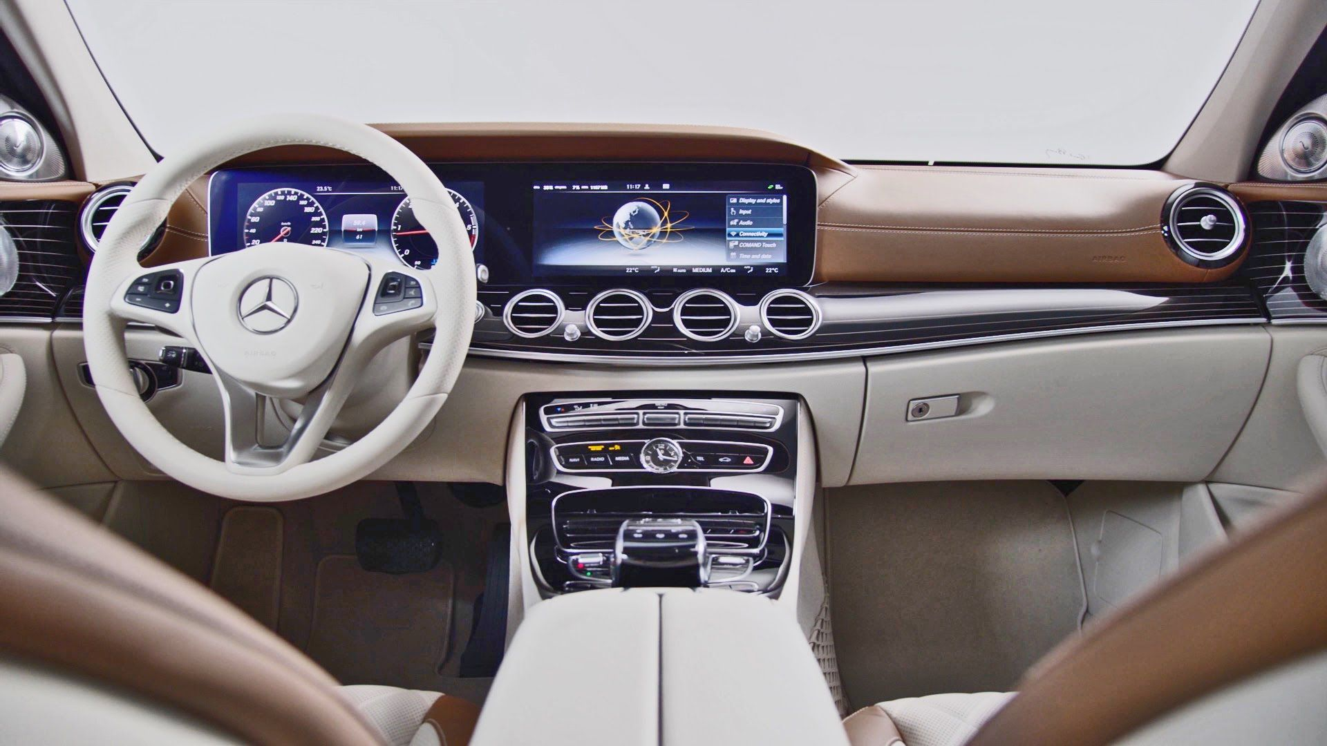 New 2017 Mercedes E Class Interiors Mercedes Benz E350