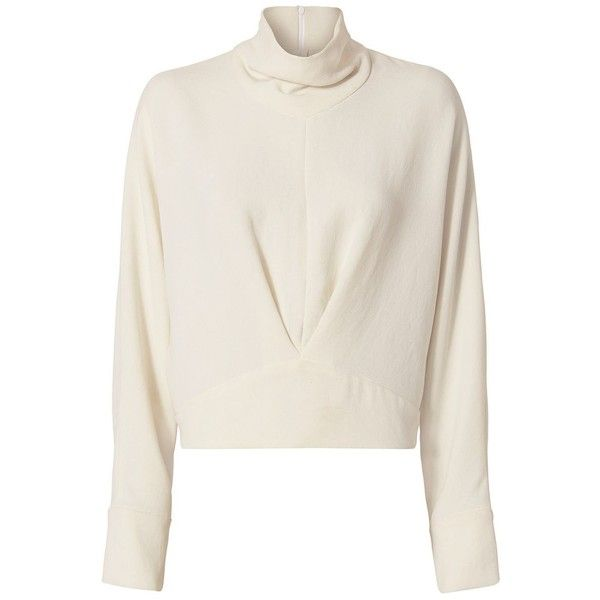 Cheap Sale Manchester Discount Amazing Price Line Woman Lawrence Merino Wool And Cashmere-blend Dress Ivory Size M Line Discount Codes Shopping Online Cheap Sale Sale Reliable For Sale XOmUEaea