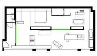 grondplan filip deslee | interieur 1 | Pinterest