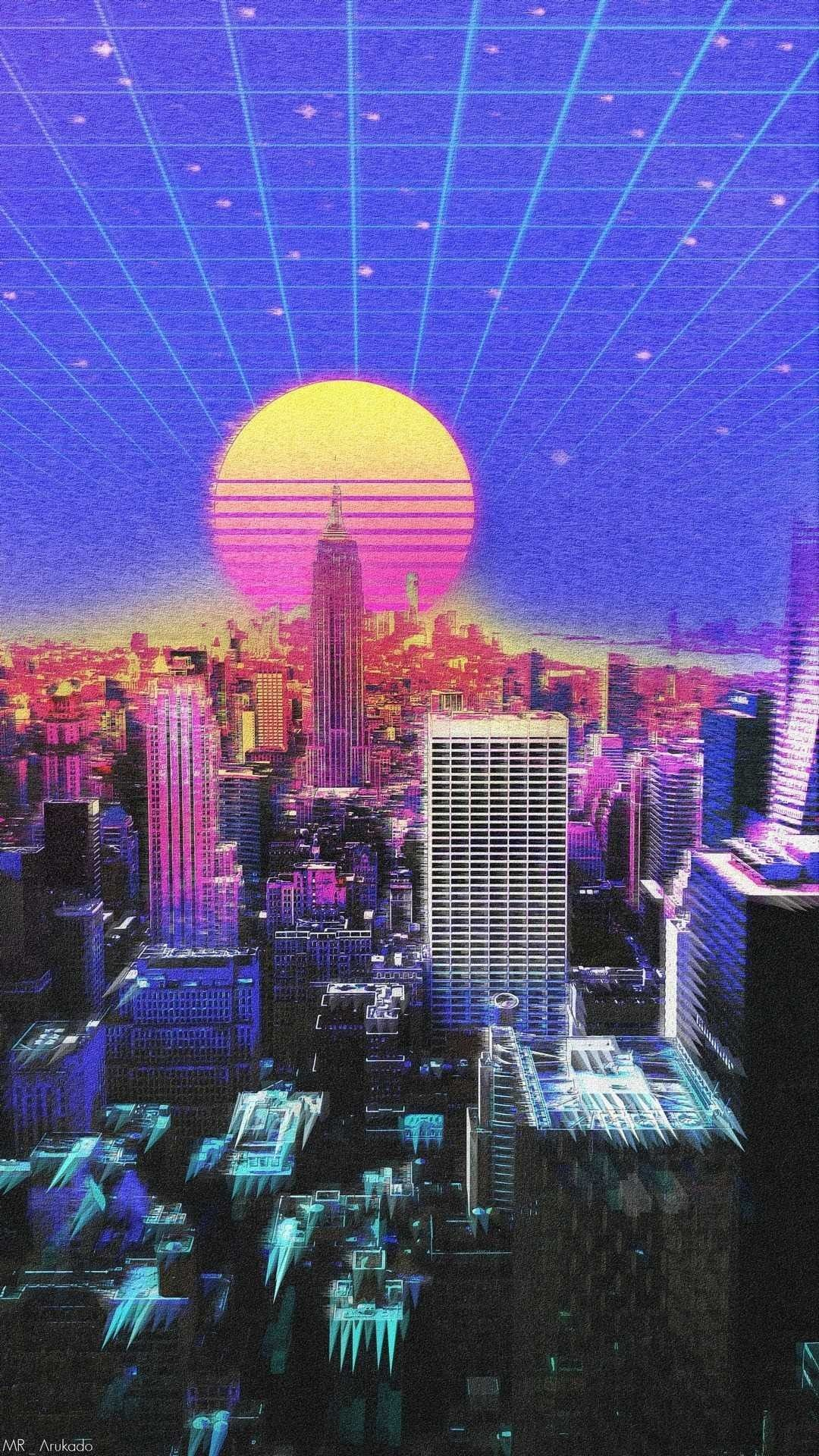 Pin by Rosamary Fernandez on vaporwave wallpapers ...