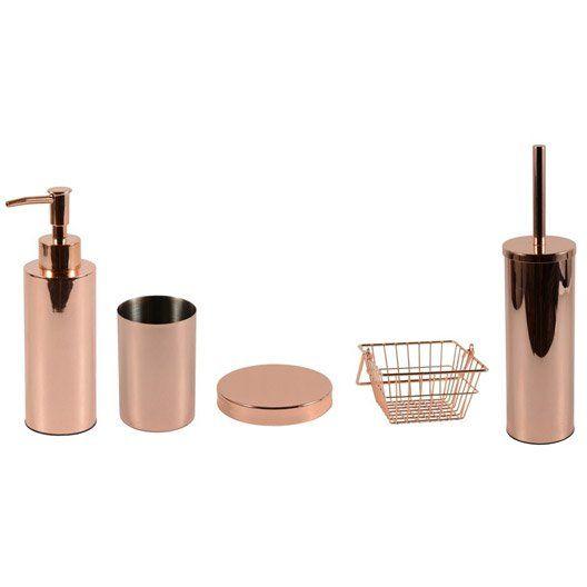 Brosse Wc Copper Cuivre En 2019 Brosse Wc Deco Cuivre Et