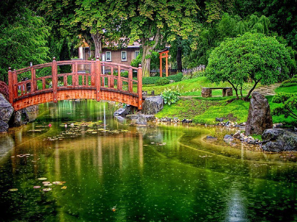 Japanese Garden Wallpapers Hd Resolution Sdeerwallpaper
