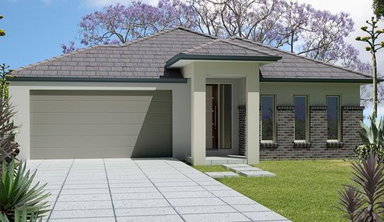 Serenity 228 - Single Level - by Kurmond Homes - New Home Builders - plan maison structure metallique
