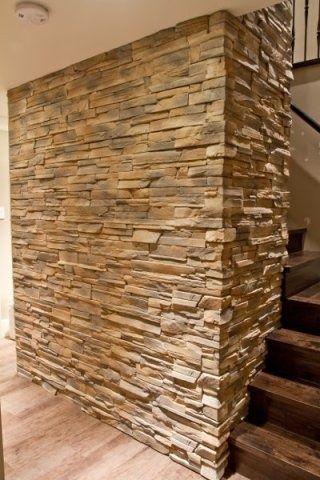 vinyl ledge stone wall panels - Google Search   Living Room ...