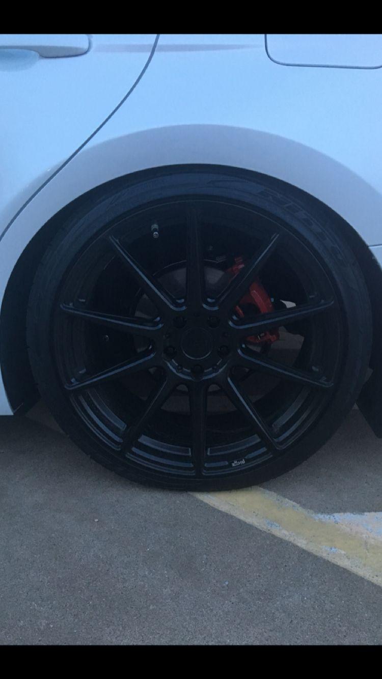 Niche 20s Car wheel, Wheel, Car