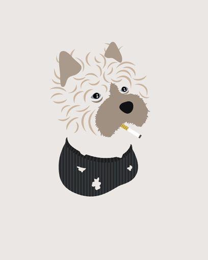 Dog Portrait Sweater (Custom) XXgRb24