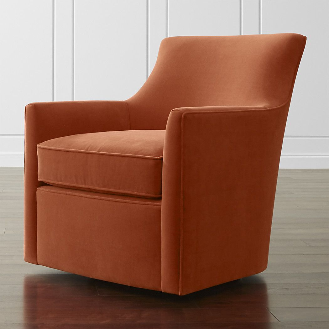 Shop Clara Swivel Chair. Postured for a more upright ...