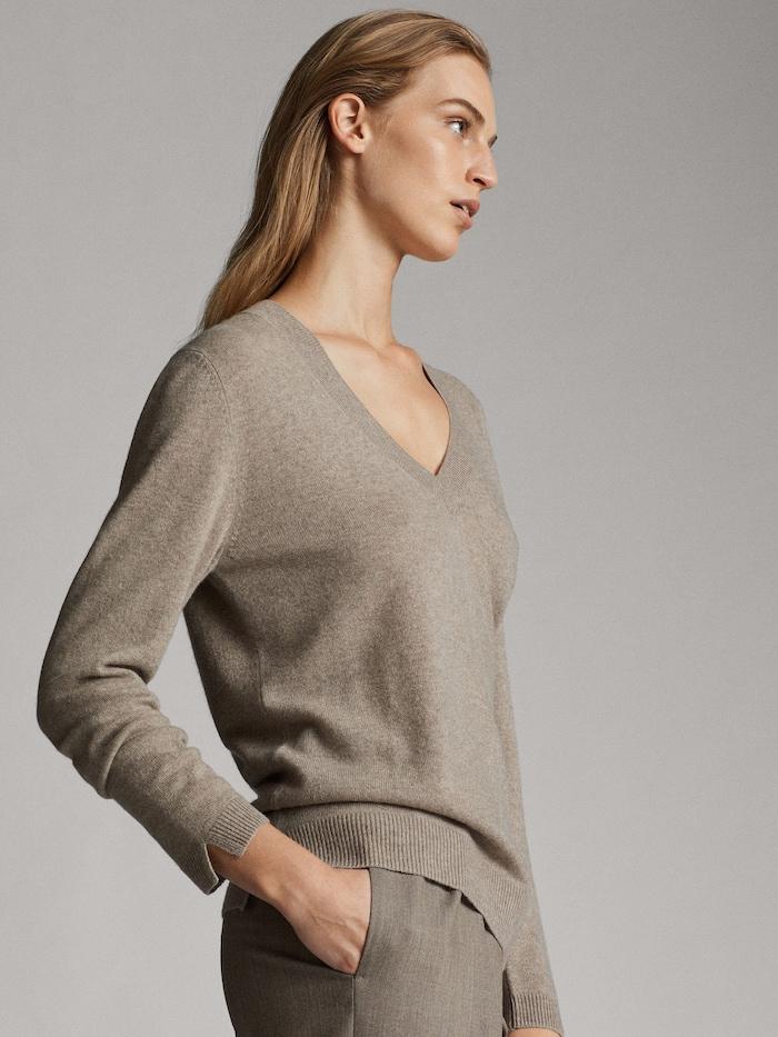 Pin By Whiteve W On Wear Sweaters Sweaters For Women Vneck Sweater