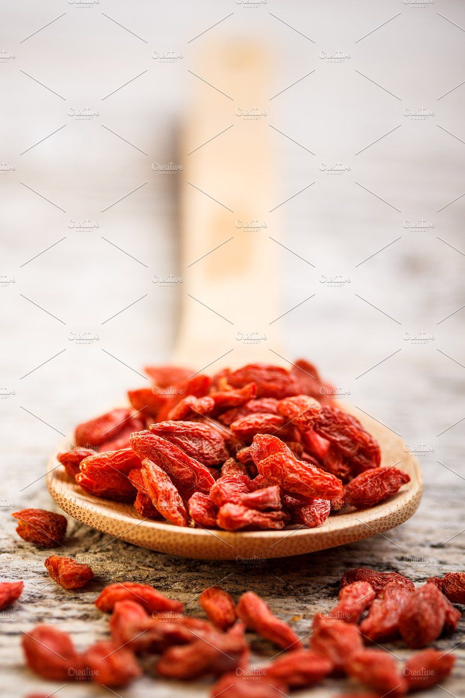 Dried Goji Berries With Images