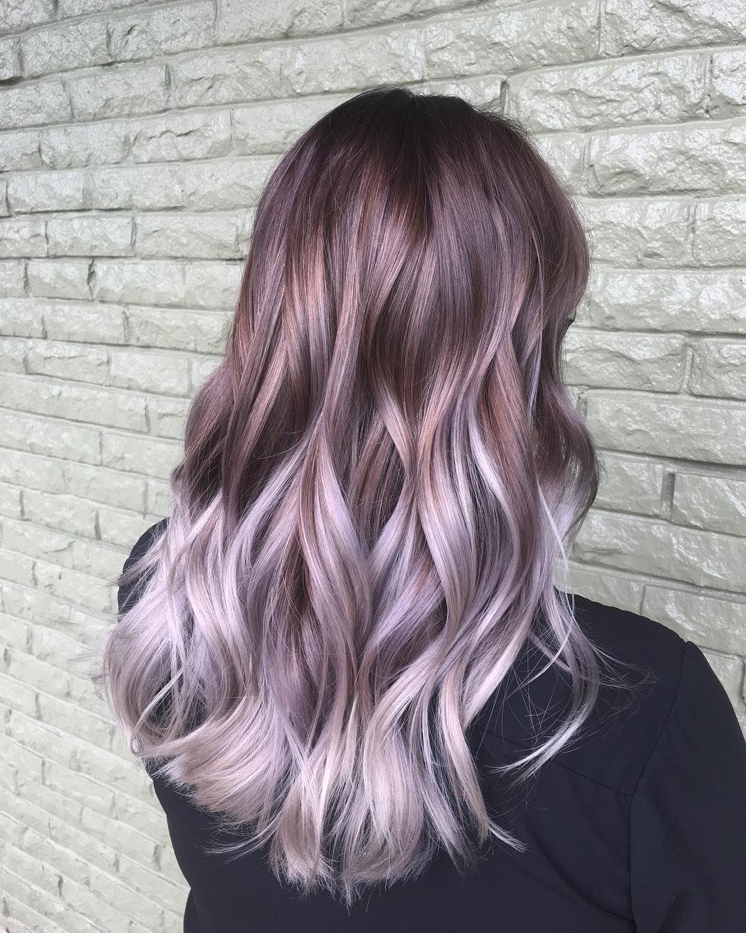 Pretty Pastel Lavender Color Melt By Aveda Artist Skylar