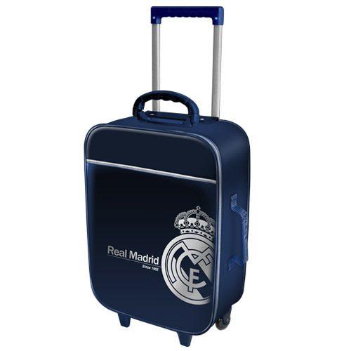 Maleta Trolley Real Madrid Suitcase Madrid