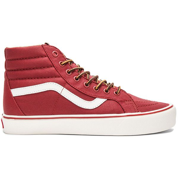 b616c79a735 Vans SK8 Hi Reissue Lite ( 53) ❤ liked on Polyvore featuring men s fashion