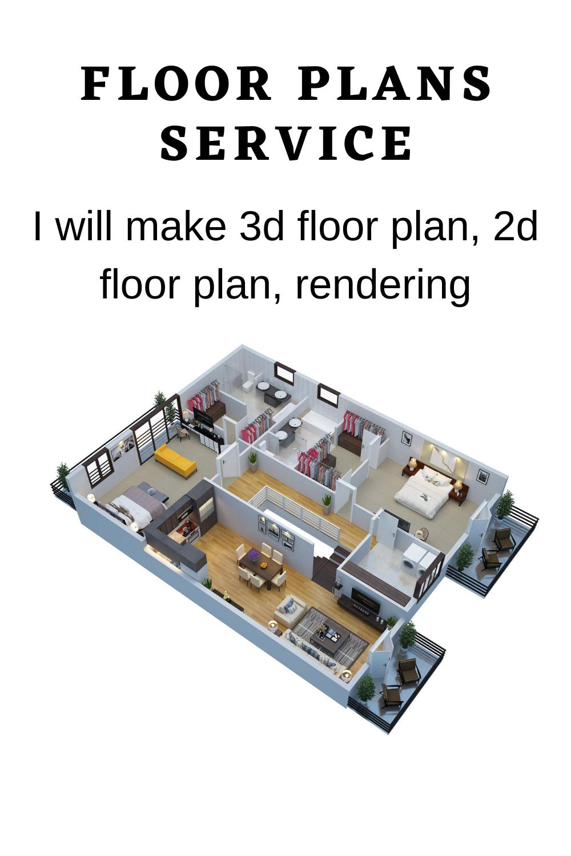 I will make 3d floor plan, 2d floor plan, rendering, #floorplan #buildahouse #houseplans #homeplans #flooringideas #farmhouseplans #floorplans #homedesignplans #houseplanswithkeepingroom #50x30houseplans #housefloorplans #inexpensivehouseplans #homefloorplan #smallhomeplans #homelayoutplans #smallhouseplans #buildingplans #Floorplans #dreamhomeplans #houseplansfarmhouse #housedesignplans #floorplans2400 #homefloorplans #familyhomeplans #farmhousehomeplans #farmhousehouseplans #blueprintshouse