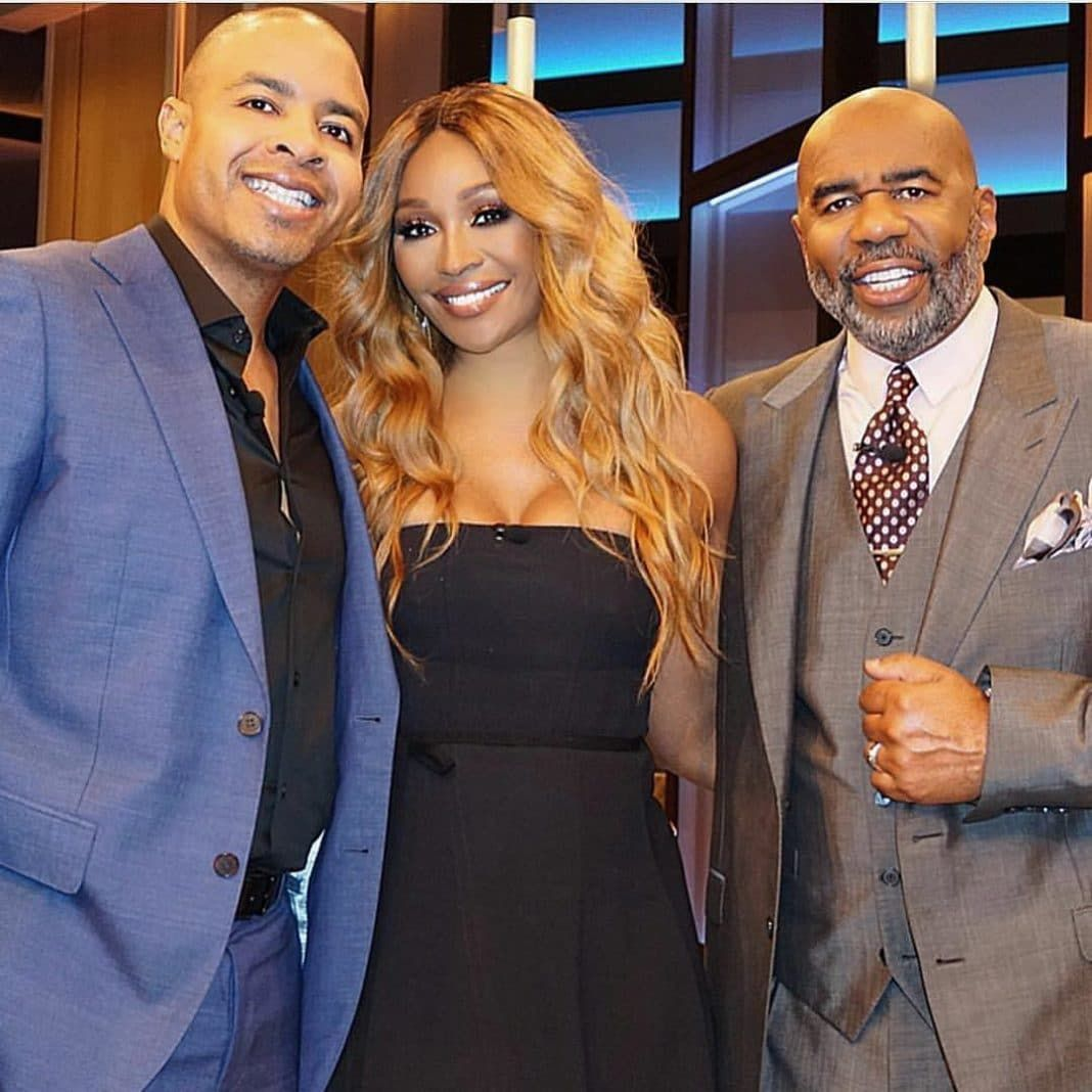 Cynthia Bailey Gives Ultimate Credit to Steve Harvey for