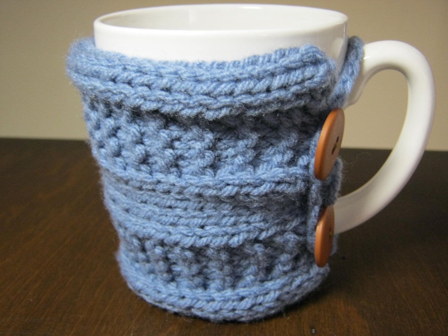 Keep your coffee hot and your hands warm with this great hand ...