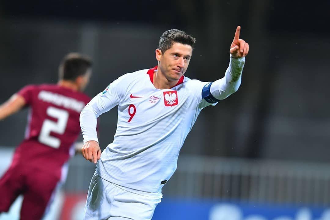 The Last Seven Games Of Robert Lewandowski For The Club And The Country Vs Latvia Vs Hoffenheim Vs Tottenham Hotspur Vs Paderborn Vs Cologne