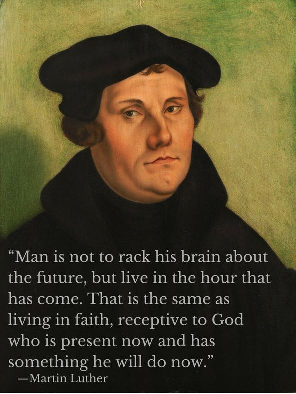 Martin Luther Spiritually Profitable Reading Martin Luther